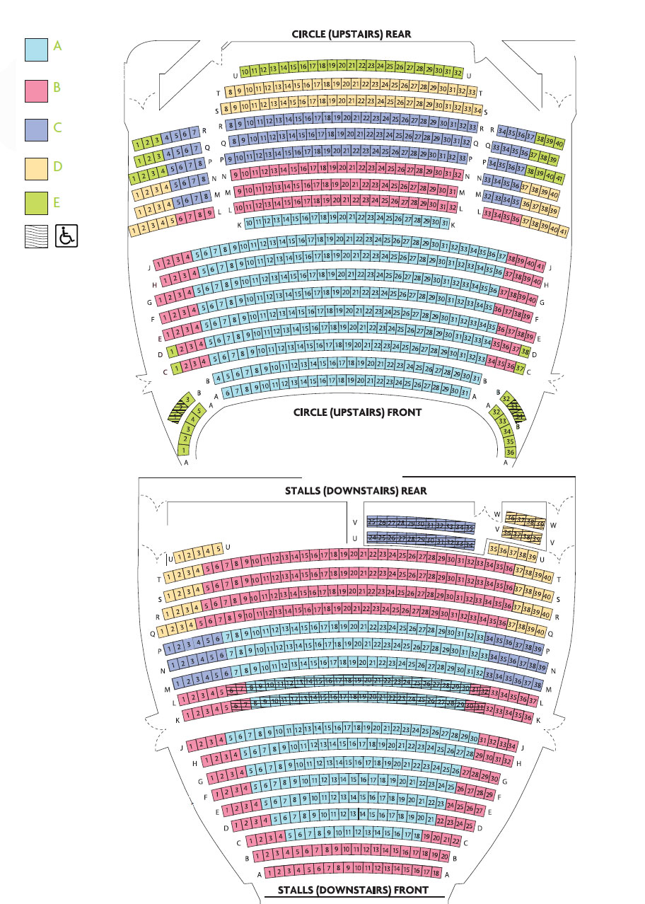 Matilda Seating Chart Brokeasshome Com